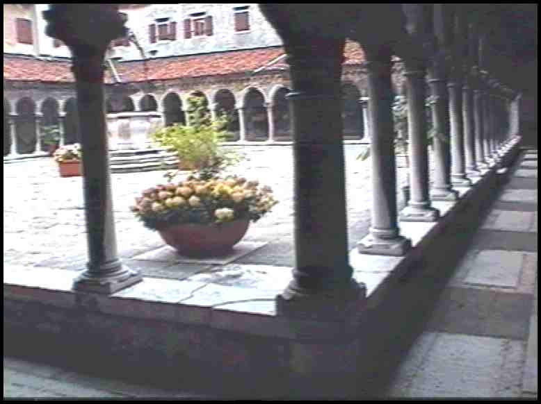 Venice - St Michaels Cemetery - December 1999