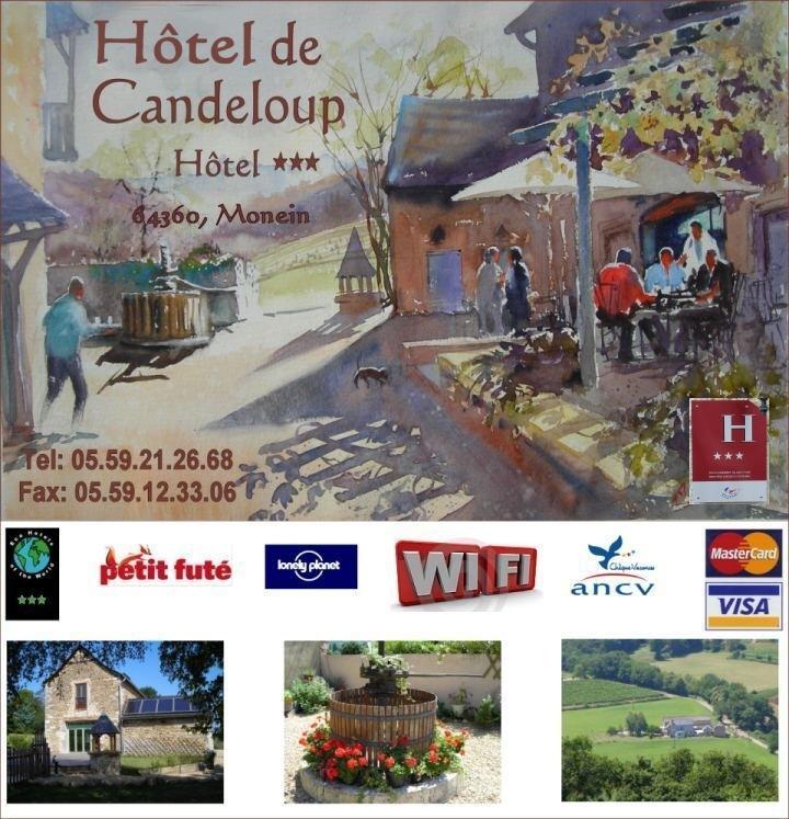 Hotel Gite Monein Mourenx Navarrenx Hotel South West France